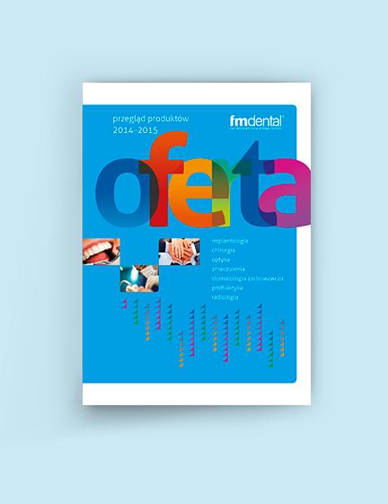 FM Dental – katalog ofertowy