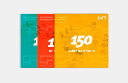BN Office Solution – materiały marketignowe